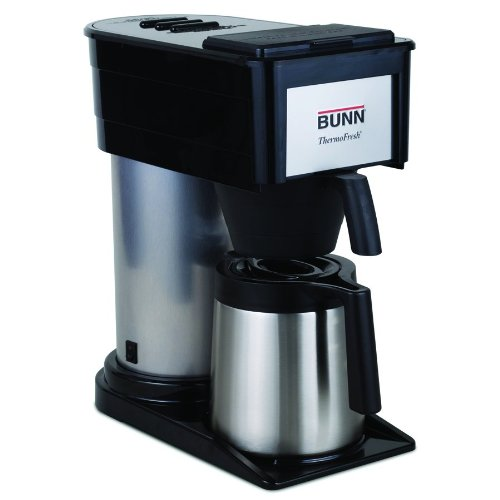 Bunn Bt Velocity Brew 10 Cup Thermal Carafe Home Coffee