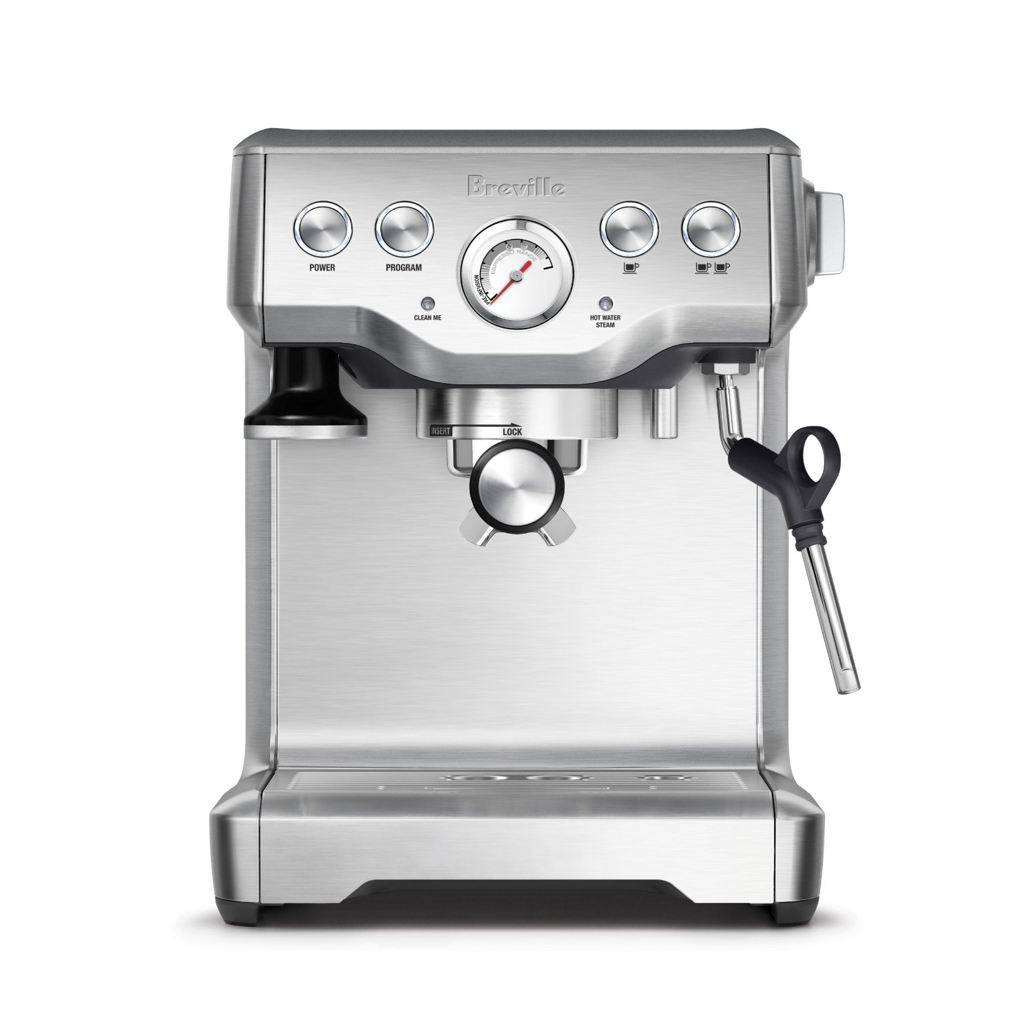 Breville Coffee Maker No Water : Breville BES840XL The Infuser Espresso Machine Review - Coffee Drinker