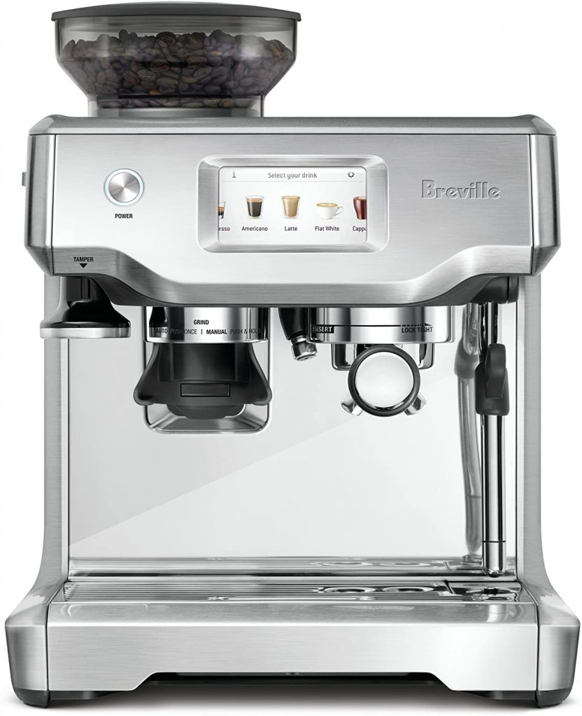 Breville BES880BSS Barista Touch Review