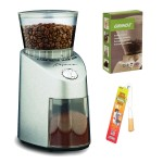 Capresso 565 Infinity Stainless Steel Conical Burr Grinder Review