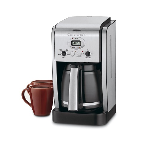 Cuisinart DCC-2600 Brew Central Programmable Coffeemaker Review - Coffee Drinker