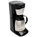 Cuisinart DTC-975BKN Thermal 12-Cup Programmable Coffeemaker Review