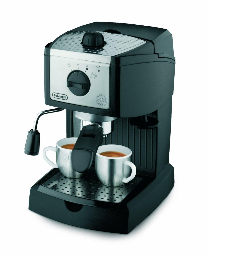 DeLonghi EC155 manual