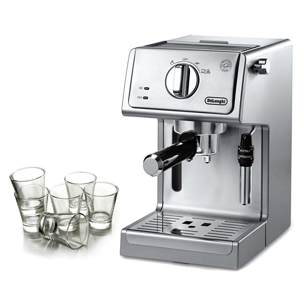 DeLonghi ECP3630 15 Bar Pump Espresso and Cappuccino Machine