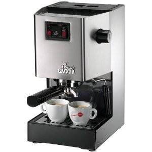 Gaggia 14101 Classic Espresso Machine 2