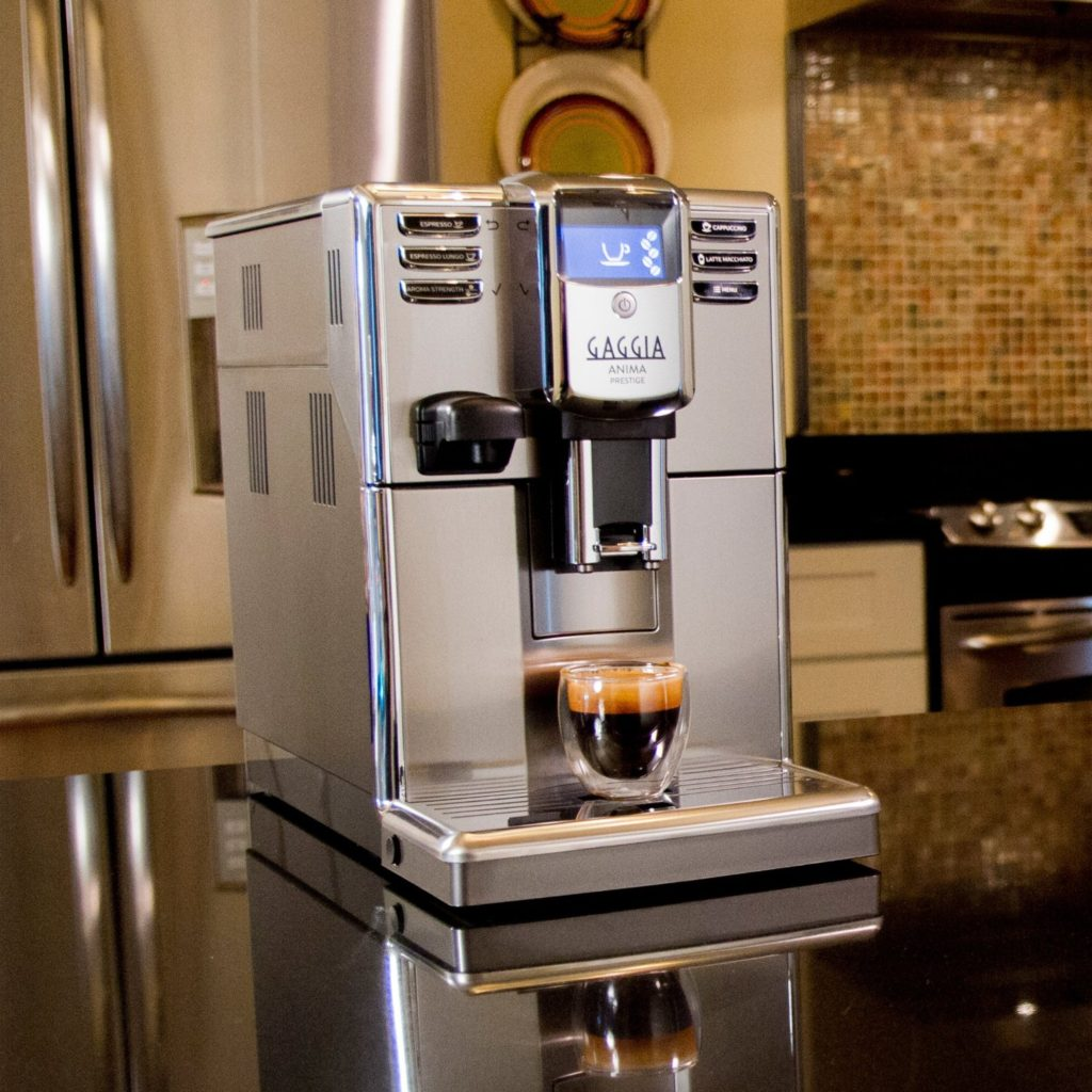 Gaggia RI8762 Anima Prestige Review