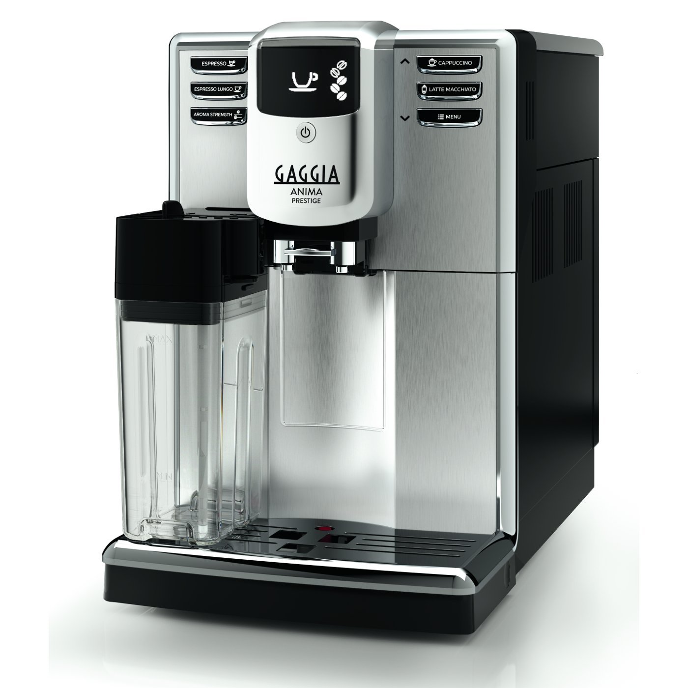 Prestige Espresso Coffee Maker User Manual : Gaggia RI8762 Anima Prestige Espresso Machine Review - Coffee Drinker