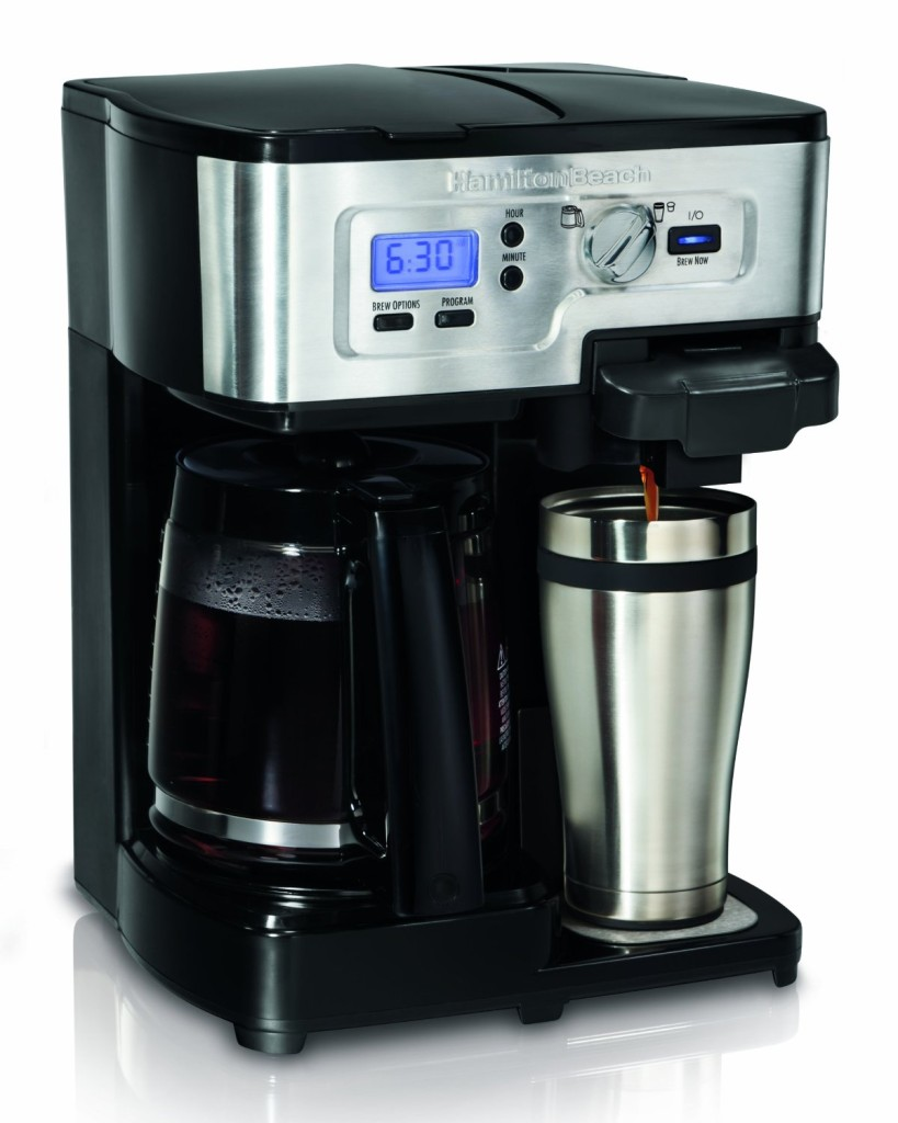 Hamilton Beach 49983 2-Way FlexBrew Coffemaker 1