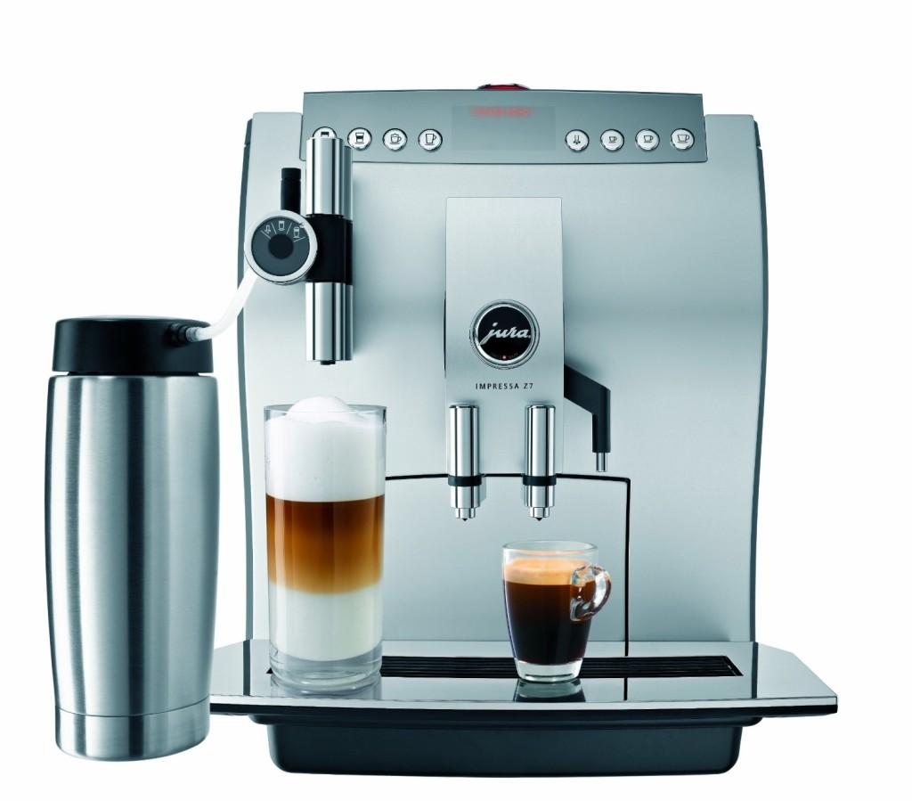 Jura Impressa Z7 One-Touch Automatic Coffee Center