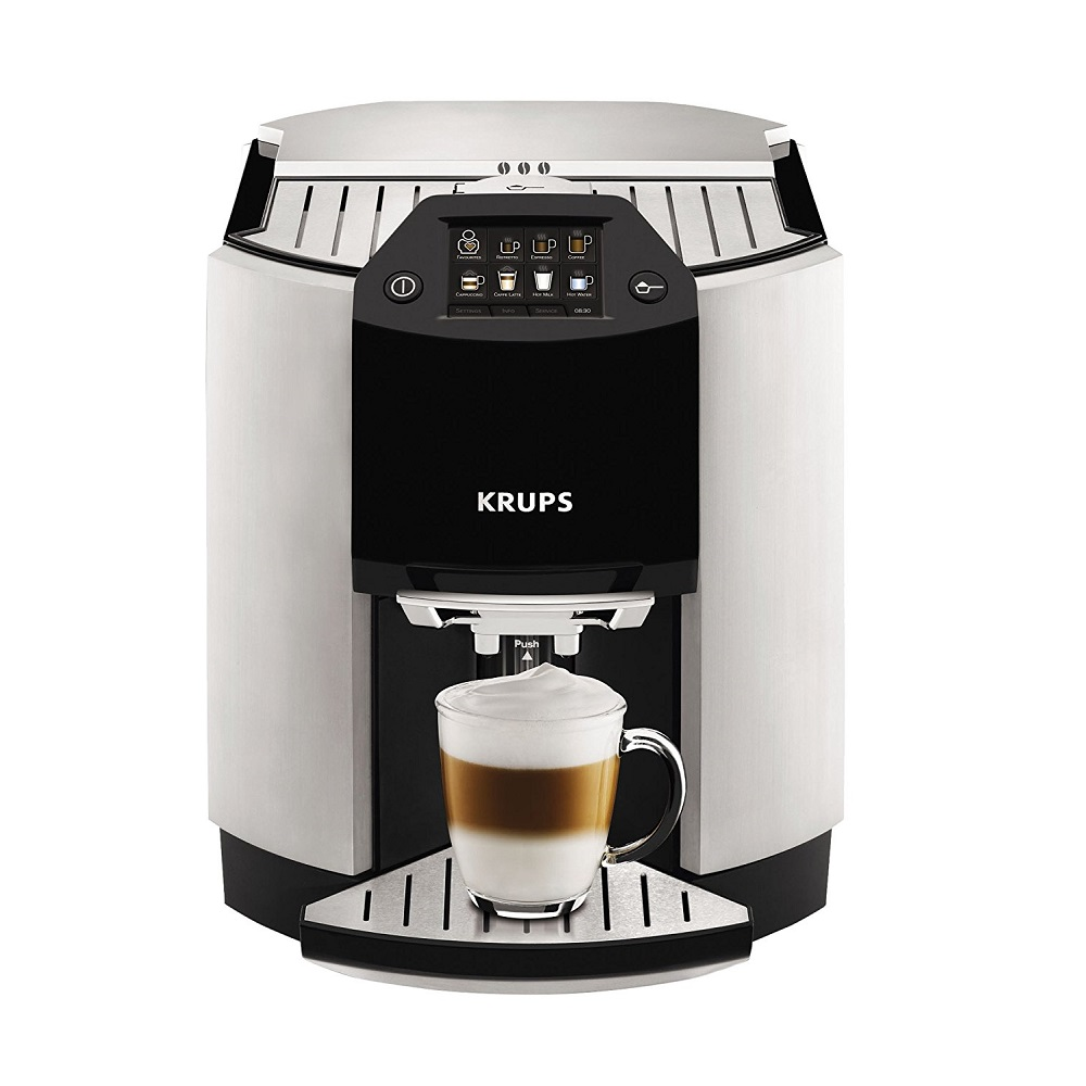 krups ea9010 espresso machine review coffee drinker. Black Bedroom Furniture Sets. Home Design Ideas