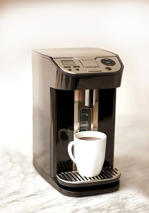 KRUPS KM9008 Cup on Request Programmable 12-Cup Coffee Maker with removable build-in Stainless Steel Coffee Tank, Black