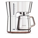 KRUPS KT600 Silver Art Collection Thermal Carafe Coffee Maker Review