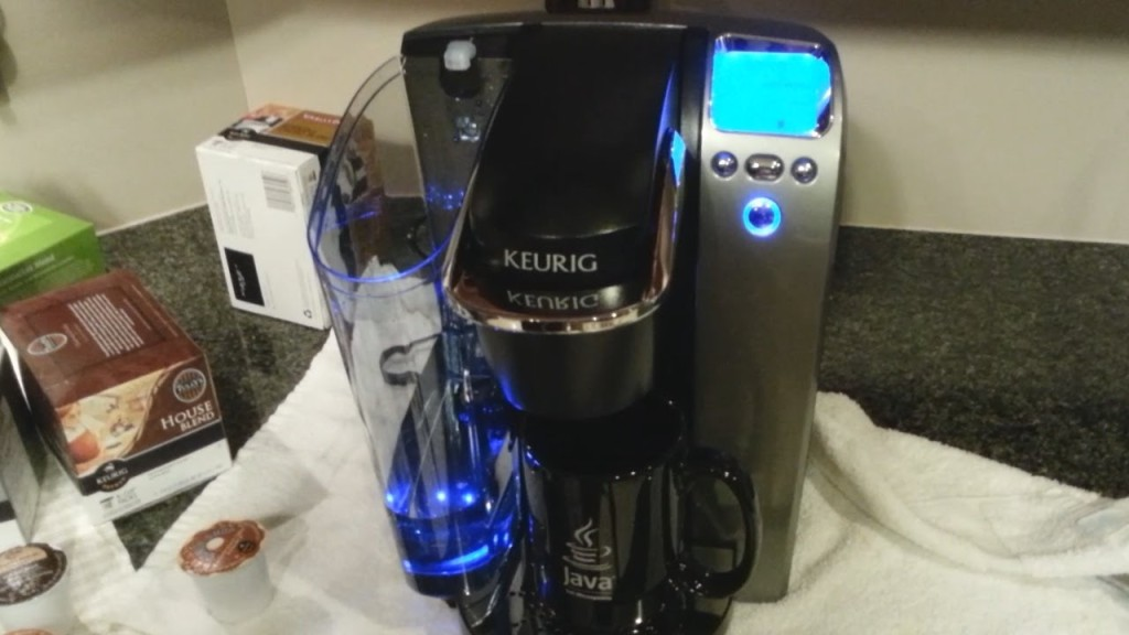 Keurig K75 Platinum Brewing System Review Coffee Drinker
