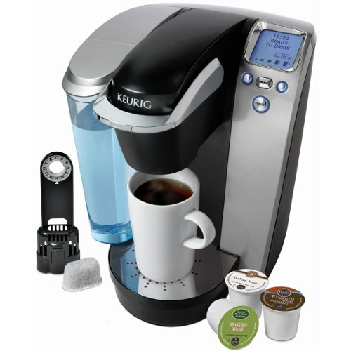 Keurig K75 Platinum Brewing System Review Coffee Drinker