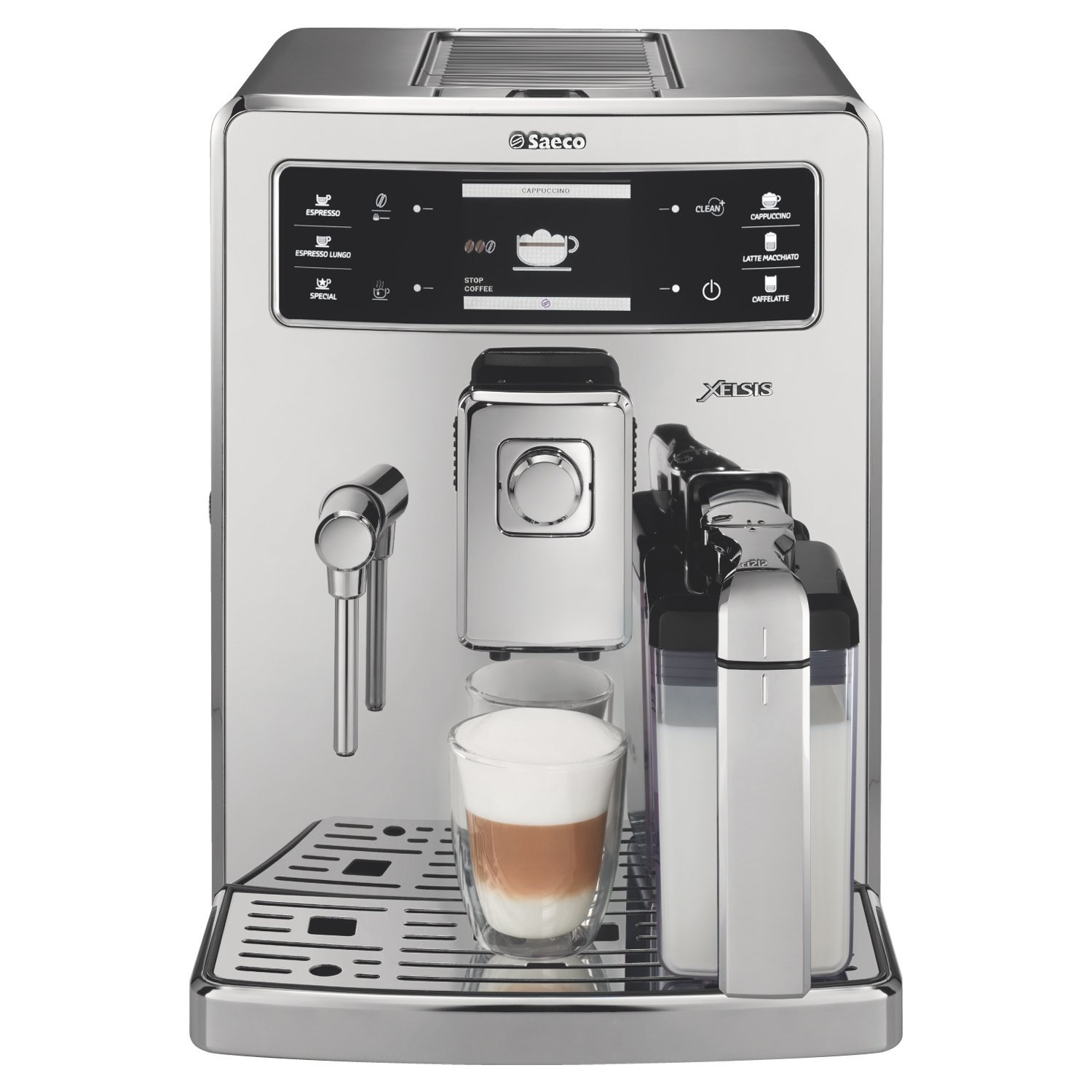 Philips Saeco RI9946 47 Xelsis Digital ID Automatic Espresso Machine Coffee Grinders For French Press