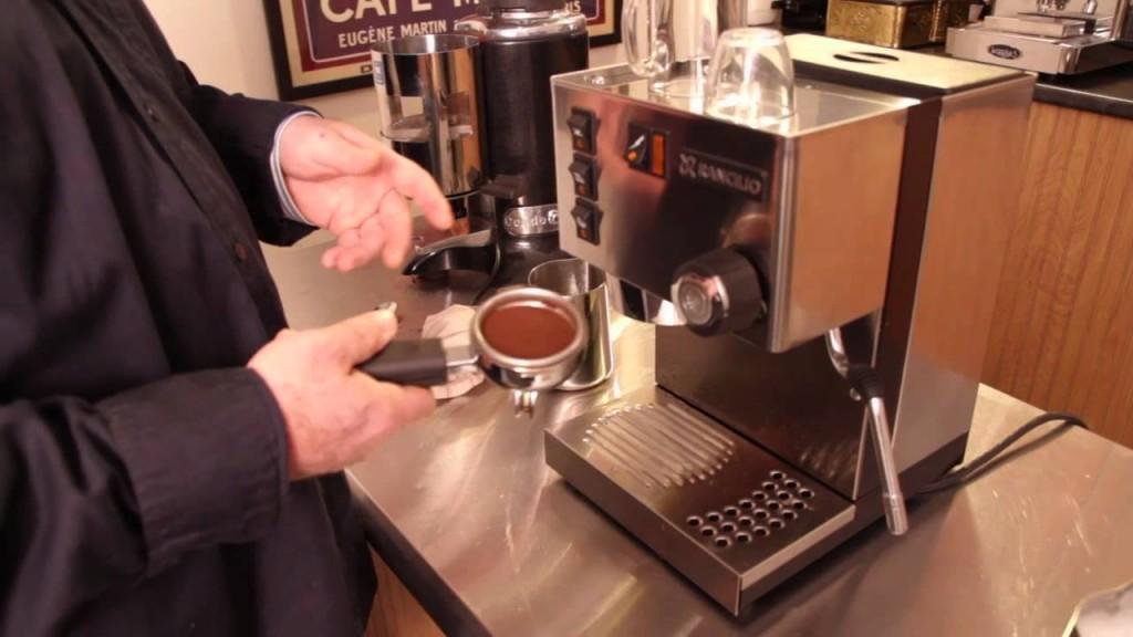Rancilio HSD-SILVIA Silvia Espresso Machine 1