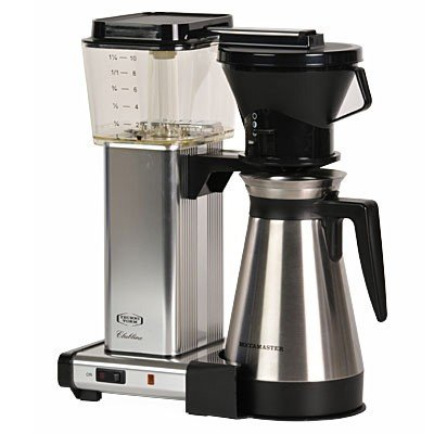 Technivorm Moccamaster Thermo Coffeemaker Review Coffee