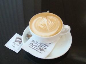 australian latte
