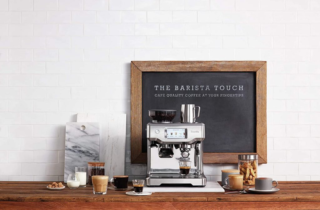 breville barista touch bes880bss review