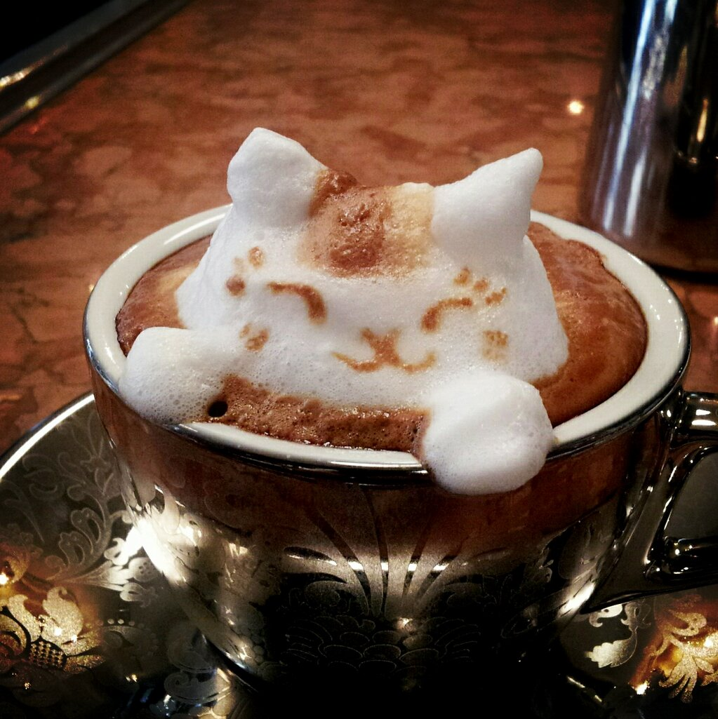 10 Most Creative Coffee Art To Try At Home Coffee Drinker