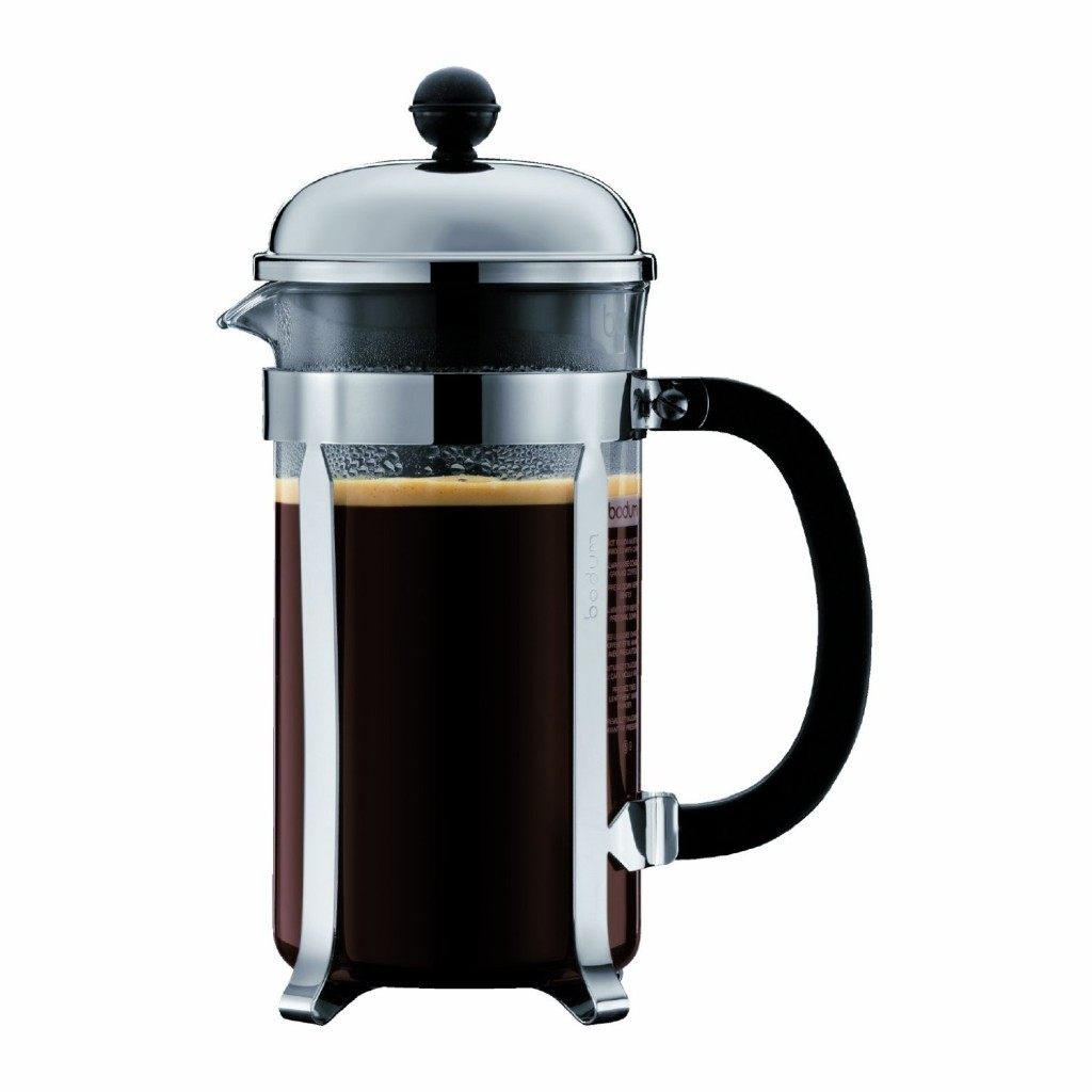 how to french press coffee